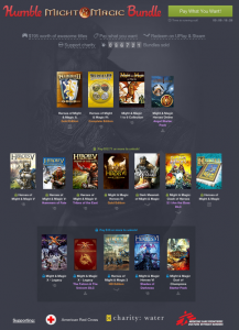 Humble Might & Magic Bundle