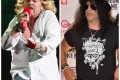 Slash e Axl Rose di nuovo amici