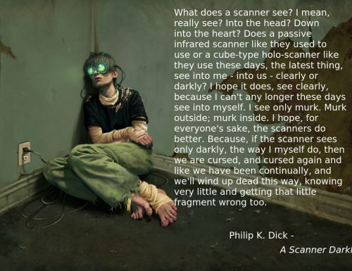 A Scanner Darkly, droga e percezione per Philip Dick