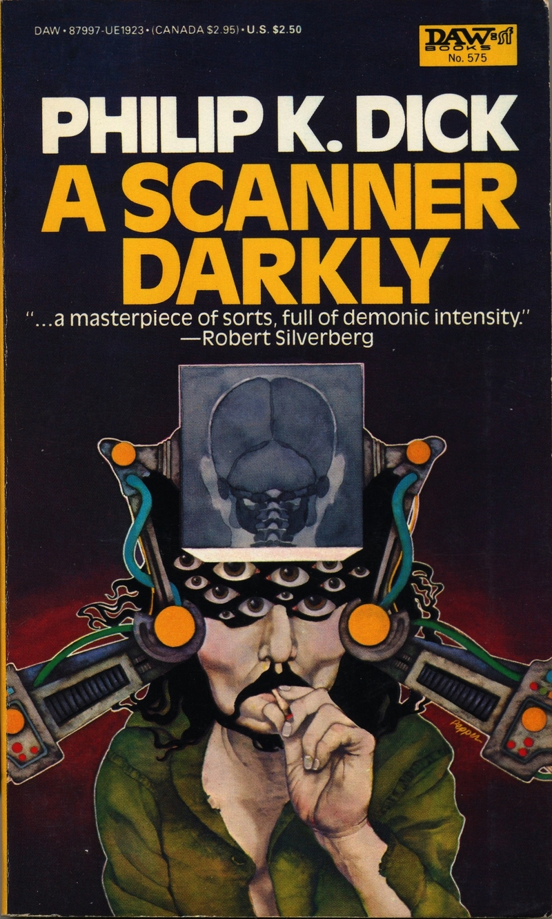 scanner darkly droga