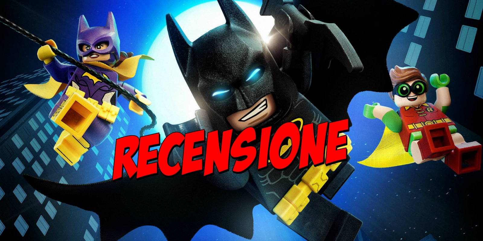 lego-batman-movie-batgirl-robin Recensione di LEGO Batman